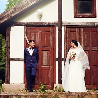 Vestuvių fotografavimas Vilniuje, aukštaitijoje / Donata Vitkienė / Darbų pavyzdys ID 20024