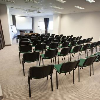 Konferencijų ir seminarų organizavimas Vilniuje. http://www.pozityvusefektas.lt