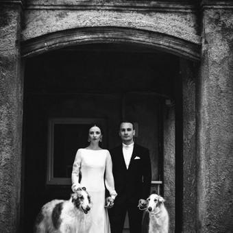 Vestuvių fotograafavimas