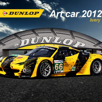 https://www.behance.net/gallery/16787381/Dunlop-Art-Car-2012