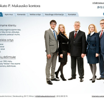 Advokato P. Makausko kontora