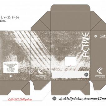 Pakuočių dizainas