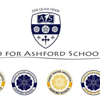 Logotipo dizainas tevu asociacijai mokykloje Didziojoje Britanijoje.