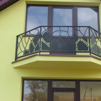 Balkonas.