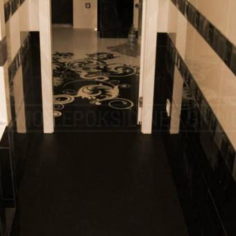 Epoksidinės liejamos grindys