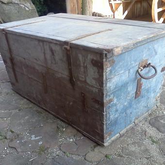 Skrynių restauravimas, kraičio skrynios / Irena / Darbų pavyzdys ID 28885