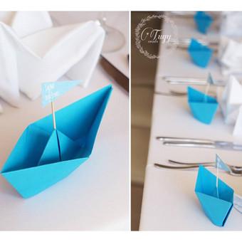 Vestuvių, švenčių dekoravimas / Miglė Či / Darbų pavyzdys ID 28970