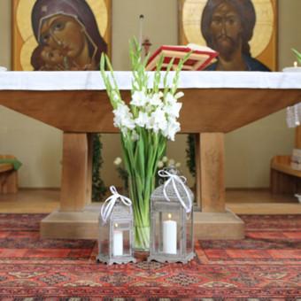 Vestuvių, švenčių dekoravimas / Ingrida Guščiuvienė / Darbų pavyzdys ID 30346