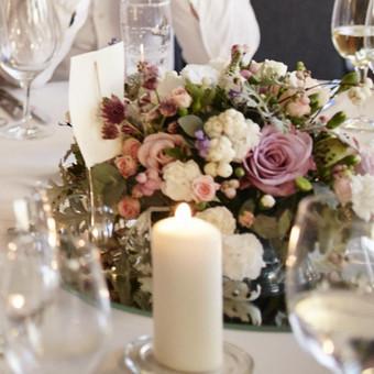 Vestuvių, švenčių dekoravimas / Miglė Či / Darbų pavyzdys ID 30445