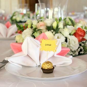 Vestuvių, švenčių dekoravimas / Ingrida Guščiuvienė / Darbų pavyzdys ID 31853