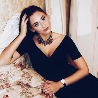 Makiažas, Suknelių nuoma, Stilizuotos fotosesijos, Stilistė / Tamulė Balčiūnaitė / Darbų pavyzdys ID 32876