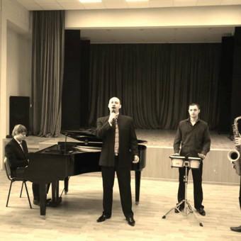 Vokalo (solinio dainavimo) pamokos / Algirdas Bagdonavičius / Darbų pavyzdys ID 32951