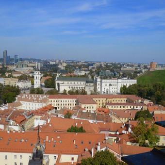 Gidas Vilniuje ir Lietuvoje.Ekskursijos Vilniuje. / Marius Galadauskas / Darbų pavyzdys ID 33024