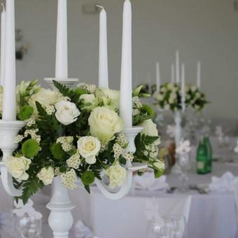 Floristas, gėlių salonas / Olga / Darbų pavyzdys ID 33701