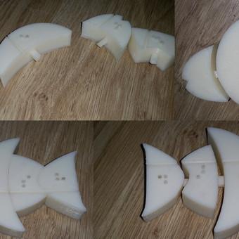 3D Spausdinimas / Viktoras / Darbų pavyzdys ID 34860