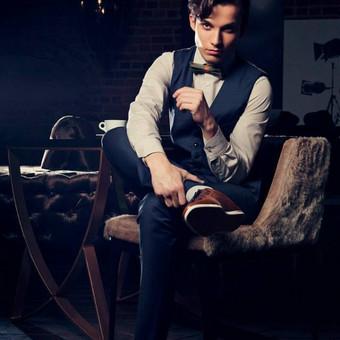 Savito stiliaus peteliškės puikiai dera prie laisvalaikio stiliaus batų ir padeda sukurti šiuolaikišką ir elegantišką stilių.