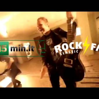 Promo video (Skillet, 2014). Daugiau: www.facebook.com/mutantas (www.mutantas.lt)
