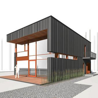 Architektai / Erdvės architektūra / Darbų pavyzdys ID 36967