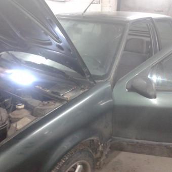 Automobilių remontas / Kęstutis Zokaitis / Darbų pavyzdys ID 37484