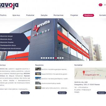 Web dizainas http://savoja.lt