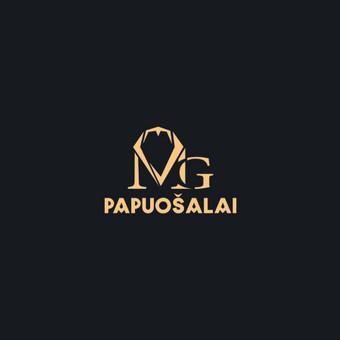 MG Papuošalai logotipas