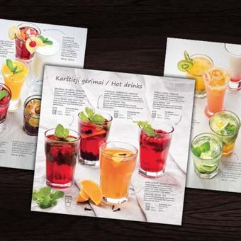 Kokteilių, gėrimų meniu | ČILI PICA Cocktail, drink menu | ČILI PICA