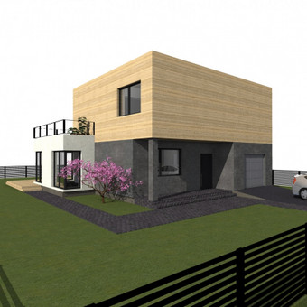 Architektas, projektavimas / Pavel Balbatunov / Darbų pavyzdys ID 38799