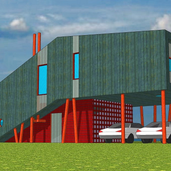 Atestuotas architektas Klaipėdoje, Vilniuje, visur Lietuvoje / Vytis Cibulskis / Darbų pavyzdys ID 38908