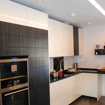 Virtuvė .Privatus namas.