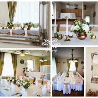 Vestuvinis floristinis dekoravimas / Isdeco / Darbų pavyzdys ID 41388