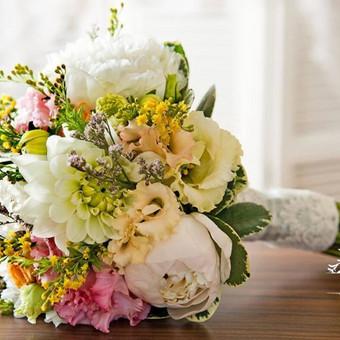 Vestuvinis floristinis dekoravimas / Isdeco / Darbų pavyzdys ID 41389