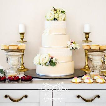 Vestuvinis floristinis dekoravimas / Isdeco / Darbų pavyzdys ID 41392