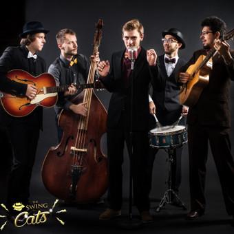The Swing Cats / Roman Gorodeckij / Darbų pavyzdys ID 42007
