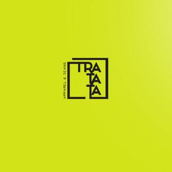 """Logotipas Užsakovas: """"TRATATA"""" (Lietuva)"""