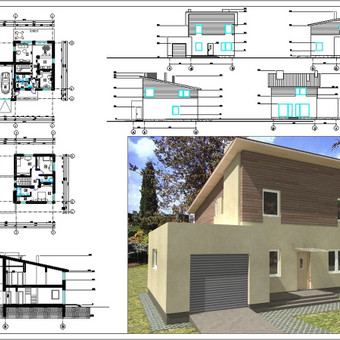 Architektė Vilniuje / Milda Stalioriūtė / Darbų pavyzdys ID 42506