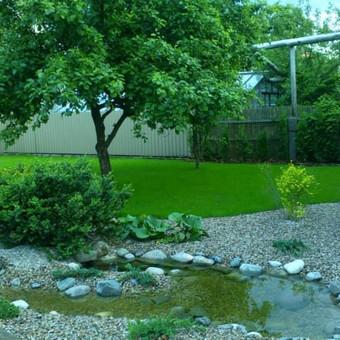Apželdinimas dekoratyviniai baseinai / Donatas Vozbinas / Darbų pavyzdys ID 42545
