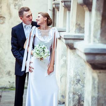 Vestuvinių ir proginių suknelių siuvimas Vilniuje / Oksana Dorofejeva / Darbų pavyzdys ID 42818