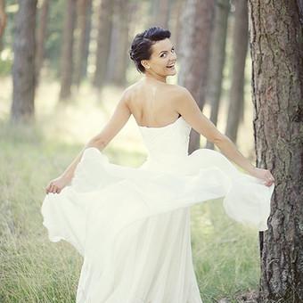 Vestuvinių ir proginių suknelių siuvimas Vilniuje / Oksana Dorofejeva / Darbų pavyzdys ID 42817