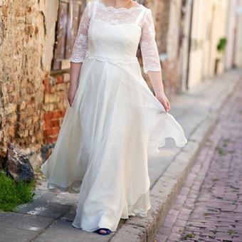 Vestuvinių ir proginių suknelių siuvimas Vilniuje / Oksana Dorofejeva / Darbų pavyzdys ID 42820