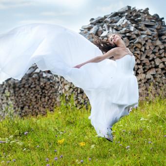 Vestuvinių ir proginių suknelių siuvimas Vilniuje / Oksana Dorofejeva / Darbų pavyzdys ID 42823