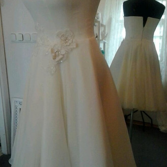 Vestuvinių ir proginių suknelių siuvimas Vilniuje / Oksana Dorofejeva / Darbų pavyzdys ID 42826