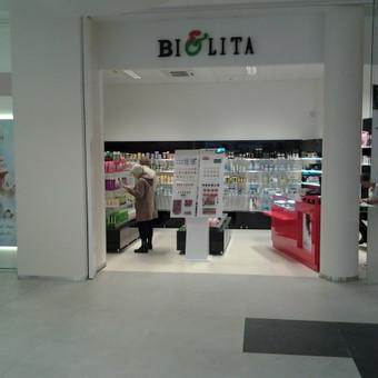 Įrenginėjame pagal indvidualius projektus parduotuvių interjerą.