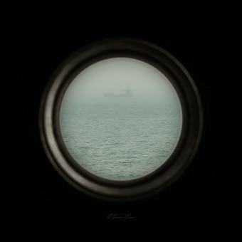 """""""Observation II"""" (40X40cm) © Tatjana Iljina"""