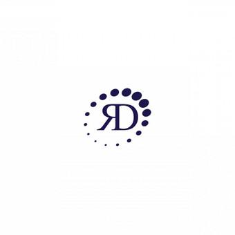 """Verslo optimizavimo analitikas. DariusRudvalis.com"" logotipas.  © Tatjana Iljina"