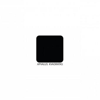 """Apvalus kvadratas"" logotipas.  © Tatjana Iljina"