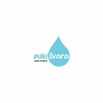 """""""Puiki švara"""" logotipas.  © Tatjana Iljina"""