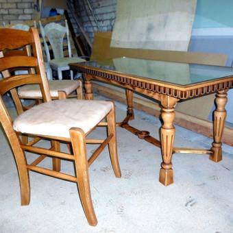 Restauruoti baldai 3
