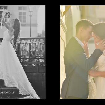 Profesionalus vestuvių fotografavimas / Domas Lukauskas / Darbų pavyzdys ID 44331