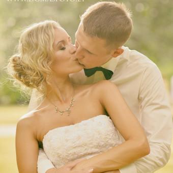 Profesionalus vestuvių fotografavimas / Domas Lukauskas / Darbų pavyzdys ID 44338