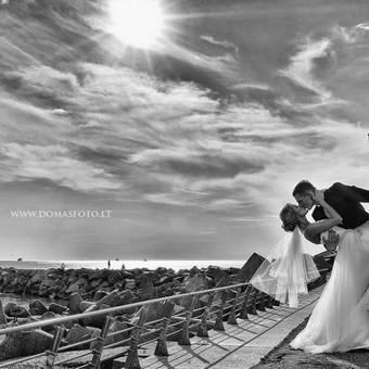 Profesionalus vestuvių fotografavimas / Domas Lukauskas / Darbų pavyzdys ID 44333